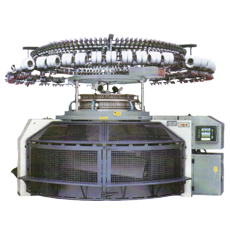 Single Jersey Open Width Circular Knitting Machine
