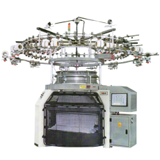 High Speed Single Jersey Circular Knitting Machine